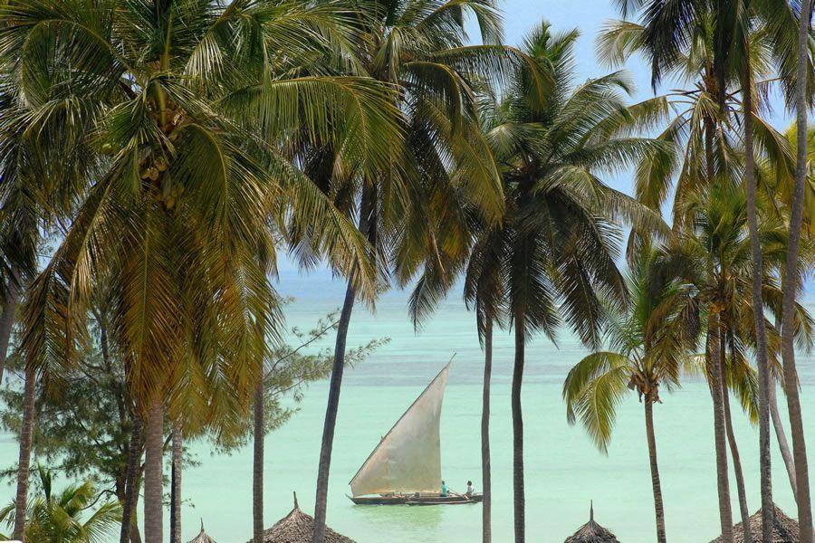 voilier Zanzibar