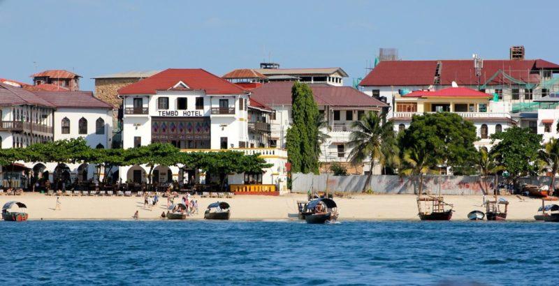 Zanzibar vieille ville