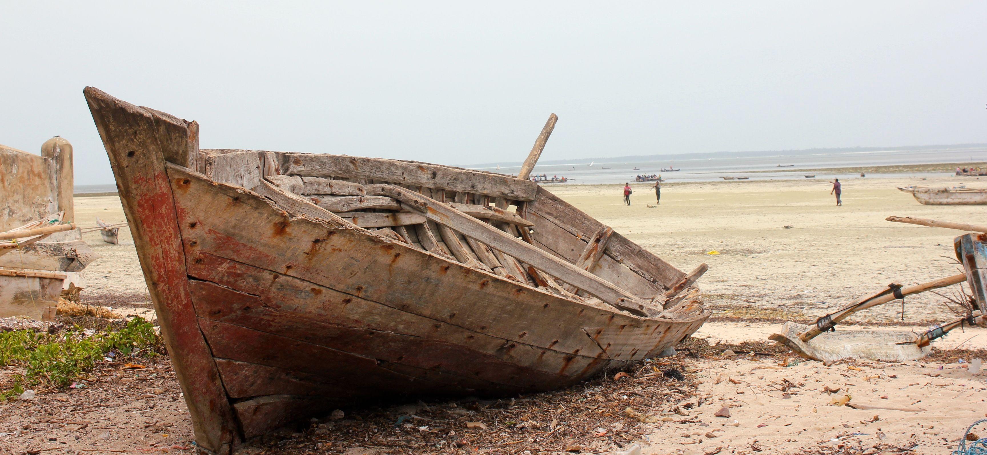 Reisen nach Sansibar