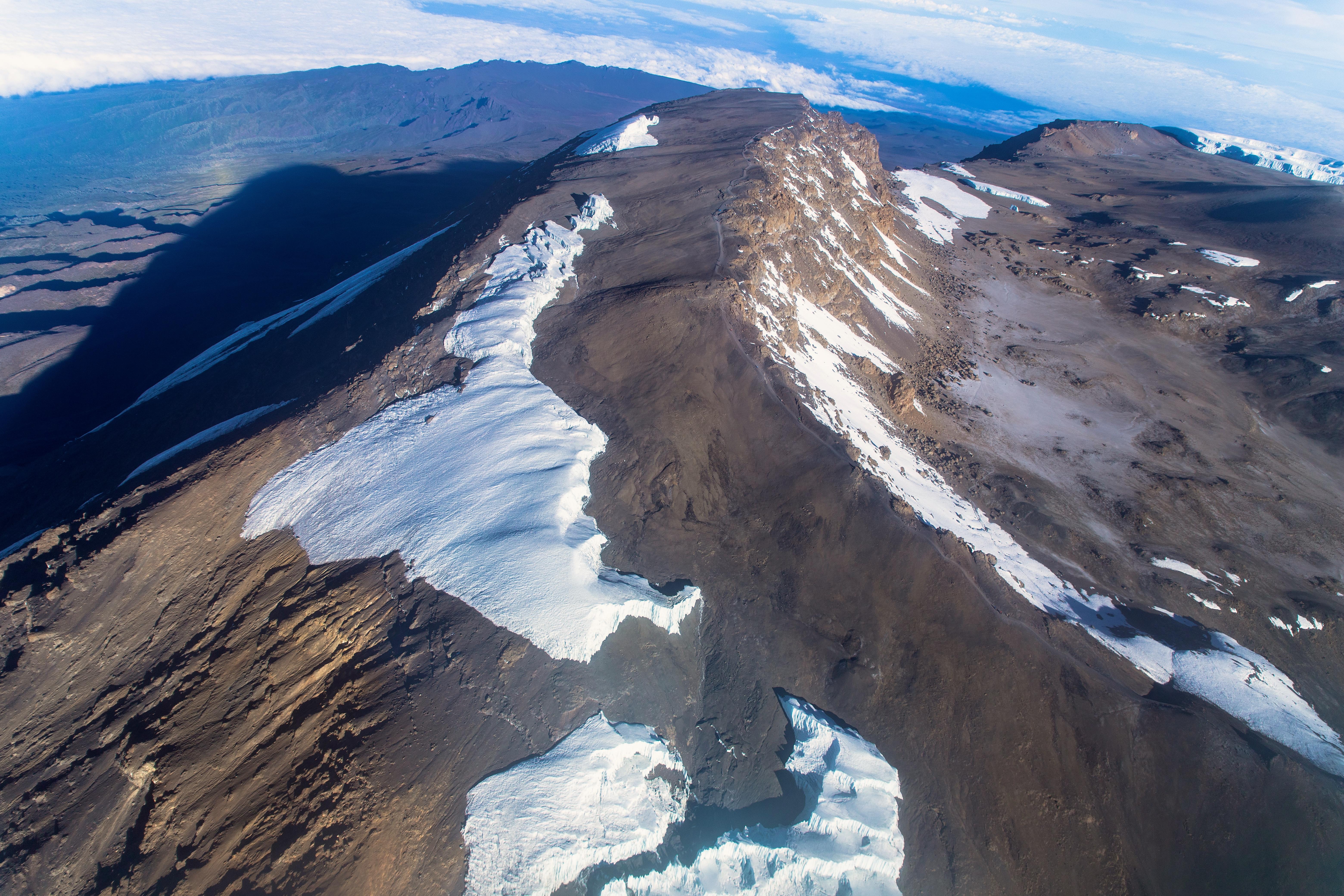Kilimandajro Tanzanie