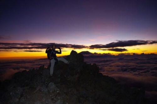 Kilimandscharo-Besteigung