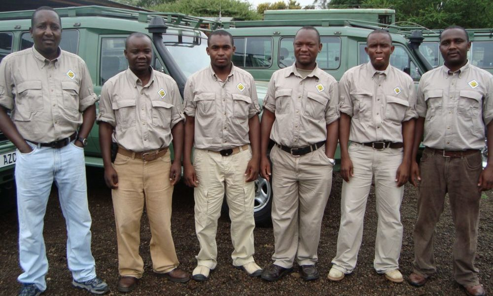 Tansania Safari-Führer