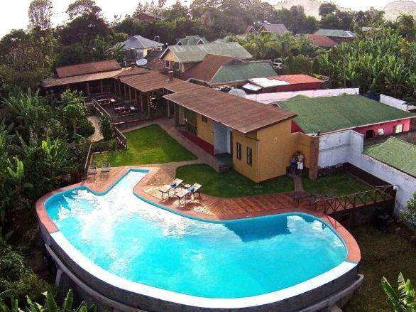 Tanzania Unterkunft